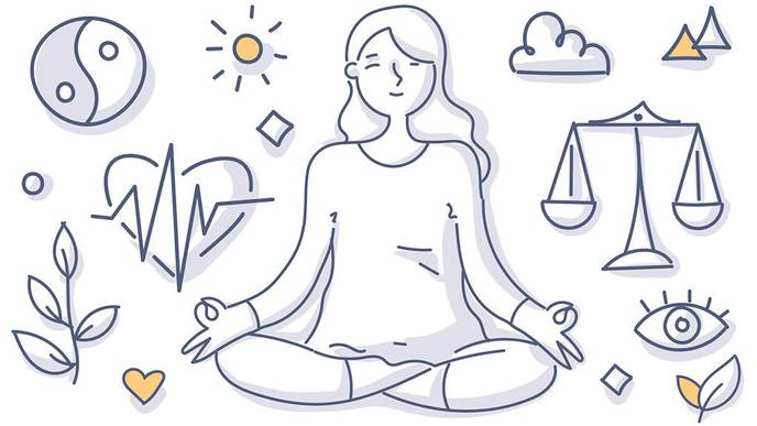 Mindfulness Helps People Deal with Physical Pain & Negative Emotions