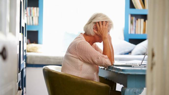 Social Stress Linked to Bone Loss in Postmenopausal Women