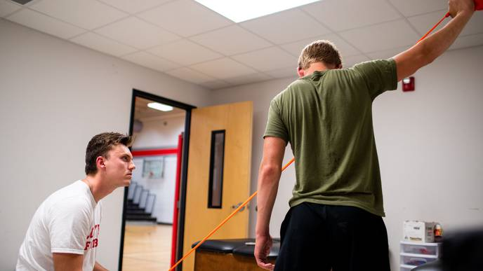 34% of High Schools in the U.S. Don't Have Access to Athletic Trainer Services