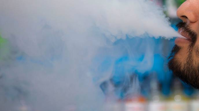 Nearly 100 People Have Reported Lung Diseases That May Be Linked to Vaping
