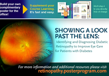 Create Your Own Diabetic Retinopathy Poster