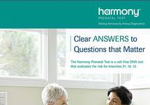 What is the Harmony Prenatal Test?