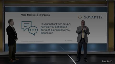 video Distinguishing Between nr-axSpA and AS for Segment 12213