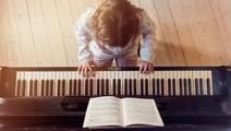 Study: Piano Lessons Help Children Enhance Language Skills