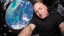 Astronaut's DNA no Longer Matches that of his Identical Twin