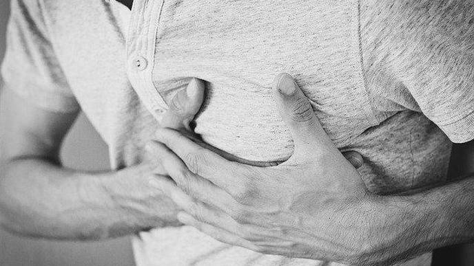 Exhausted Men More Likely to Suffer a Heart Attack, Study Finds