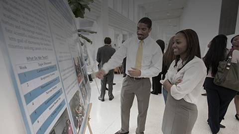 A Poster is Worth a Thousand Words: Tips for Presenting Posters