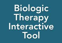 Biologic Therapy Interactive Tool