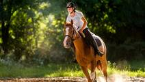 Horse Riding may Help Stroke Survivors Recover