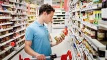 One in Three Men Never Read the Nutrition Label on Their Food