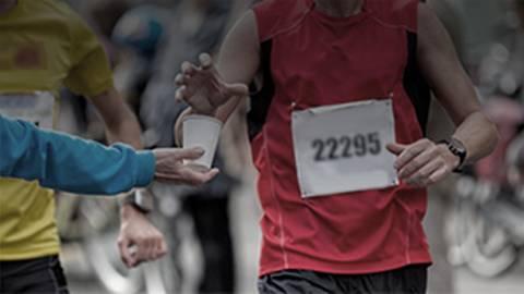 Optimal Nutrition Planning for Marathon Runners