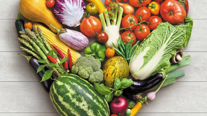 Study: Plant-Based Diet a Potential Crohn's Disease Cure - Be part