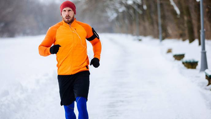 Exercising in Very Cold Weather Could Harm Lungs Over Time, Researcher Cautions
