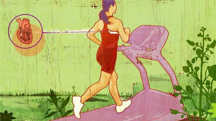 Jogging & 5 Other Exercises Ward Off Weight Gain Despite 'Obesity Genes'