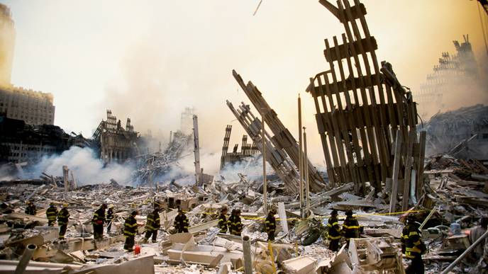 9/11 Firefighters at Risk for Serious Cardiovascular Issues, New Study Finds