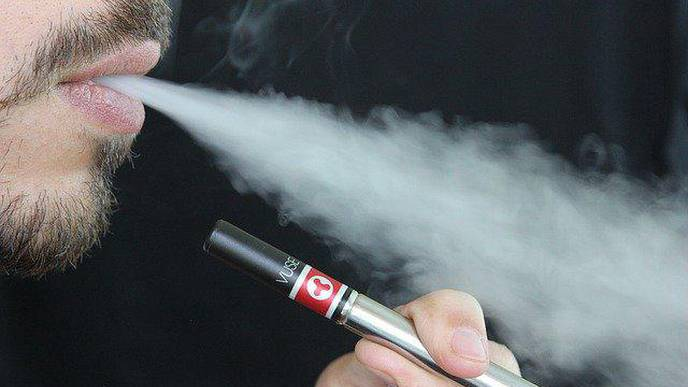 E-Cigarettes Trigger Inflammation in the Gut